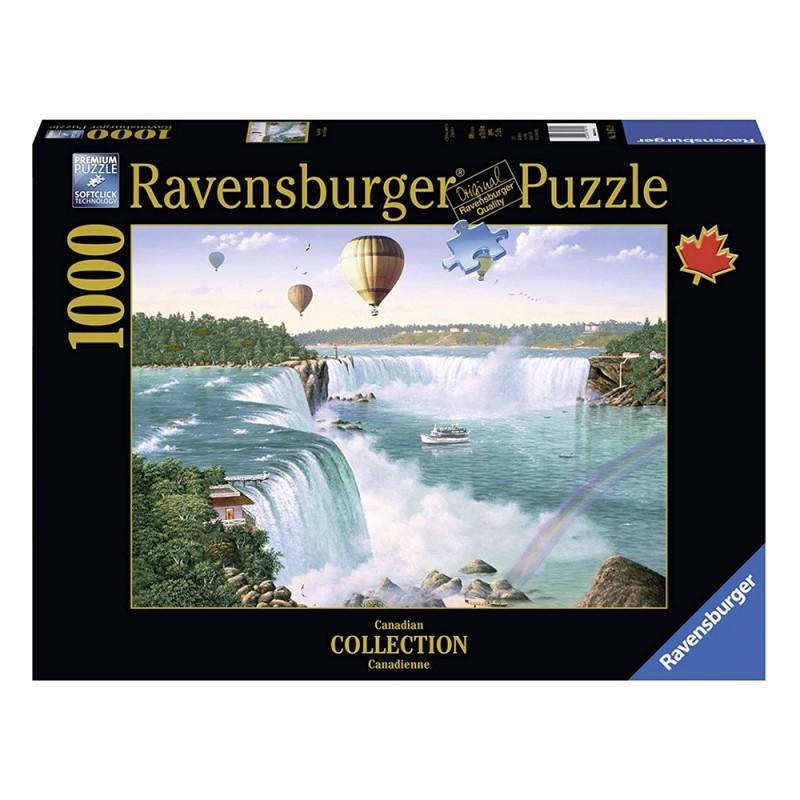 Puzzle 1000 Pz Cascate Del Niagara - Ravensburger  - MazzeoGiocattoli.it