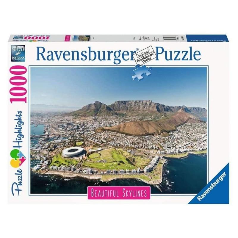 Puzzle 1000 Pz Città Del Capo - Ravensburger  - MazzeoGiocattoli.it