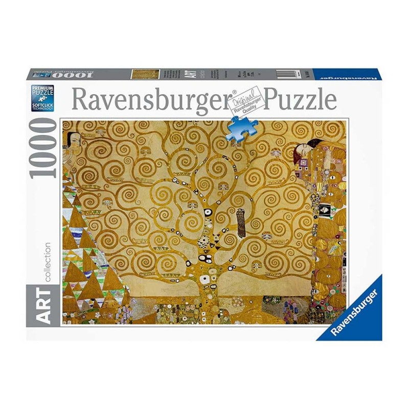 Puzzle 1000 Pz L'Albero Della Vita - Ravensburger  - MazzeoGiocattoli.it