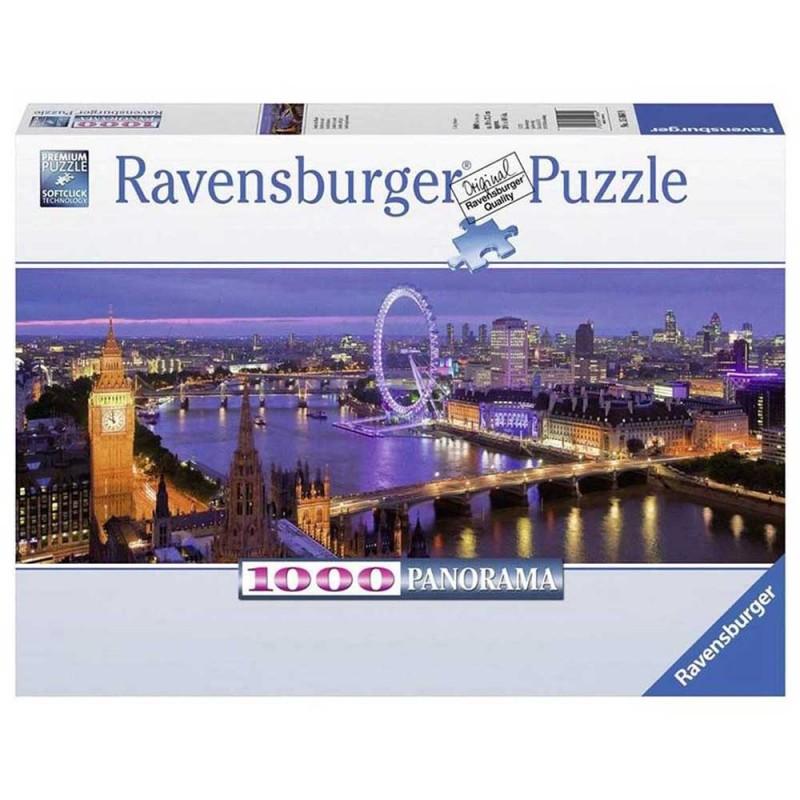 Puzzle 1000 Pz Londra Di Notte - Ravensburger - MazzeoGiocattoli.it