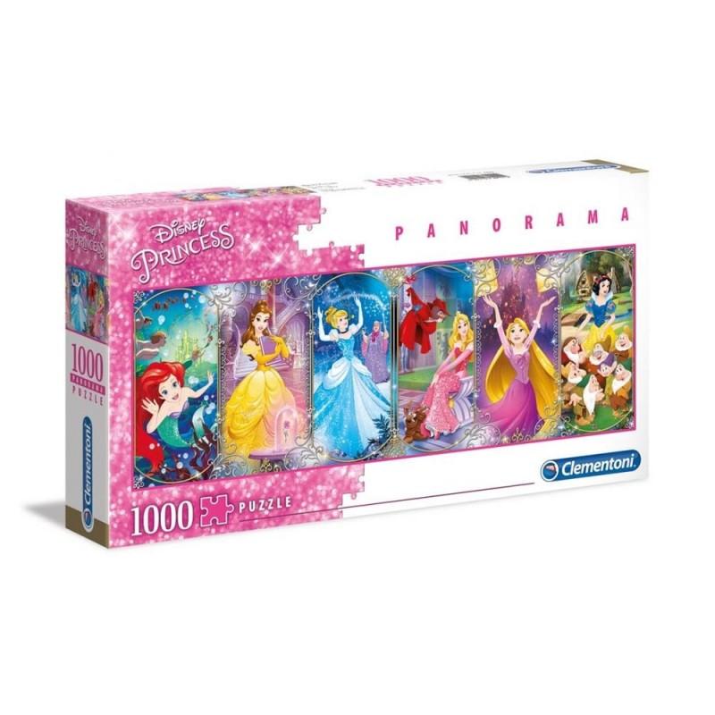Puzzle 1000 Pz Principesse Disney - Clementoni  - MazzeoGiocattoli.it