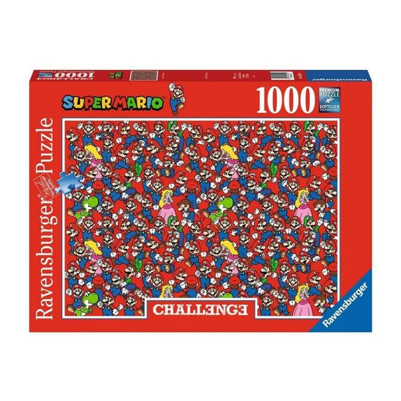 Puzzle 1000 Pz Super Mario - Ravensburger  - MazzeoGiocattoli.it