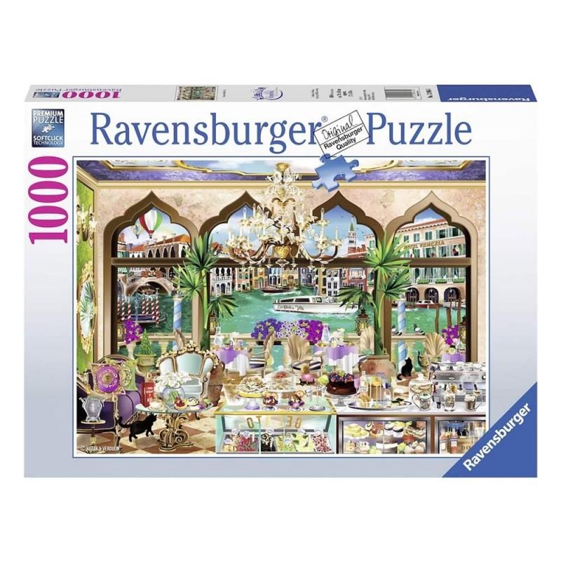 Puzzle 1000 Pz Venezia La Dolce Vita - Ravensburger - MazzeoGiocattoli.it