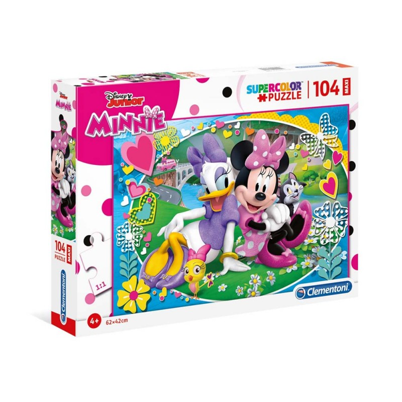 Puzzle 104 Minnie - Clementoni - MazzeoGiocattoli.it
