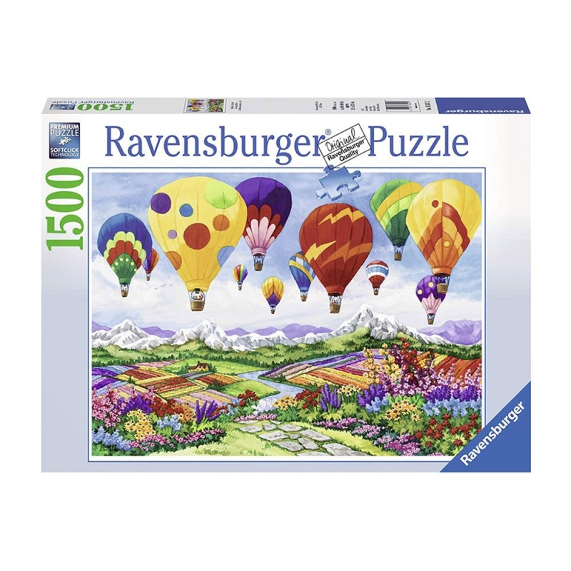 Puzzle 1500pz Spring In The Air  - Ravensburger  - MazzeoGiocattoli.it
