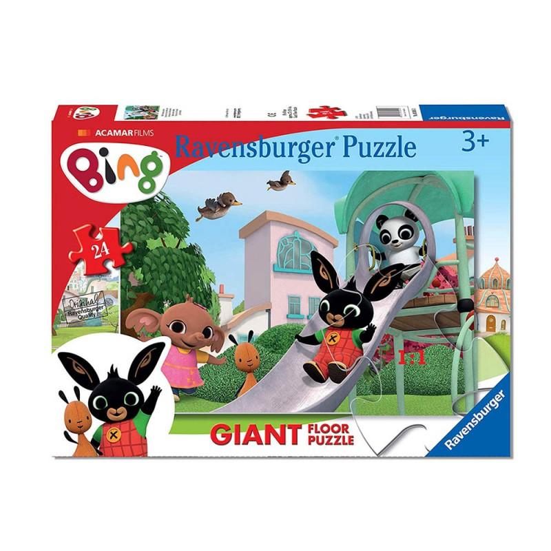 Puzzle 24 Pezzi Bing - Ravensburger  - MazzeoGiocattoli.it