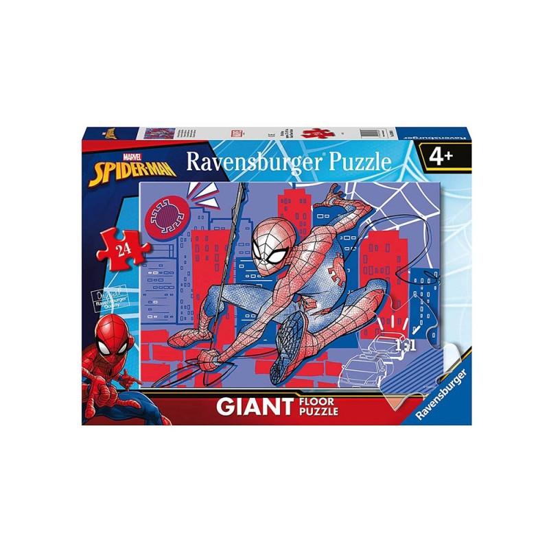 Puzzle 24 Pz Spider Man - Ravensburger  - MazzeoGiocattoli.it