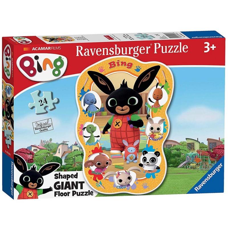 Puzzle Bing 24 Pezzi - Ravensburger - MazzeoGiocattoli.it