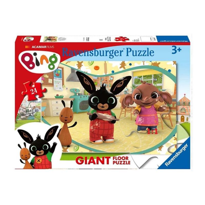 Puzzle Bing Da 24 Pezzi Grandi - Ravensburger  - MazzeoGiocattoli.it