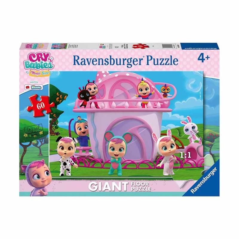 Puzzle Cry Babies Da 60 Pezzi - Ravensburger  - MazzeoGiocattoli.it