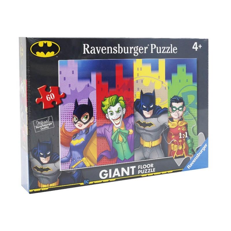 Puzzle Da 60 Pezzi Batman - Ravensburger - MazzeoGiocattoli.it