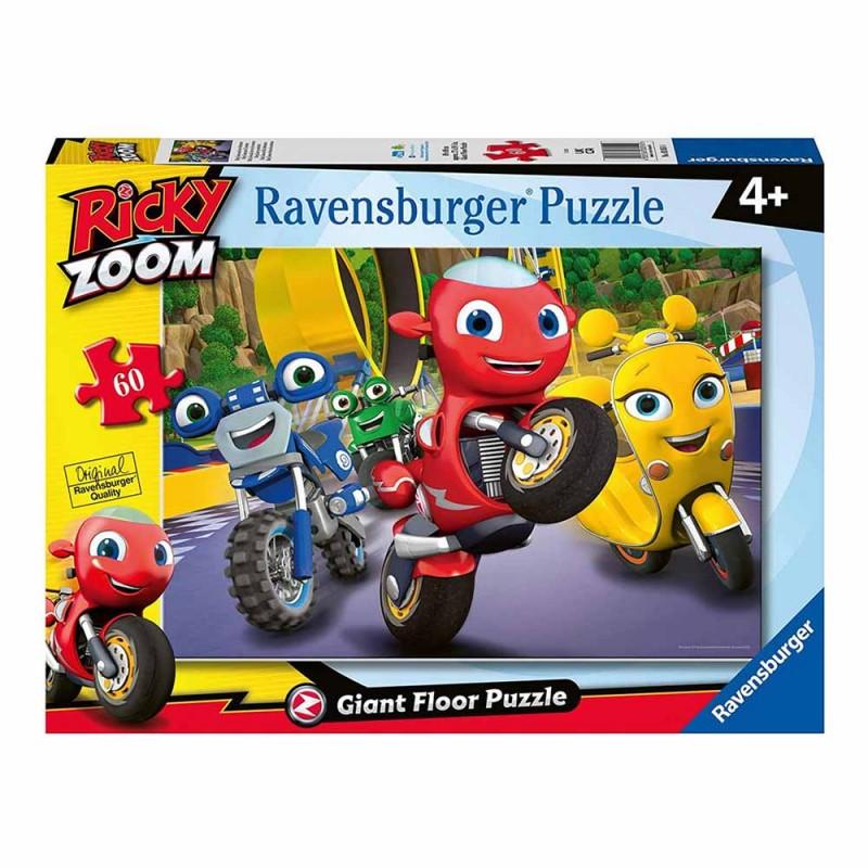 Puzzle Ricky Zoom Da 60 Pezzi - Ravensburger - MazzeoGiocattoli.it