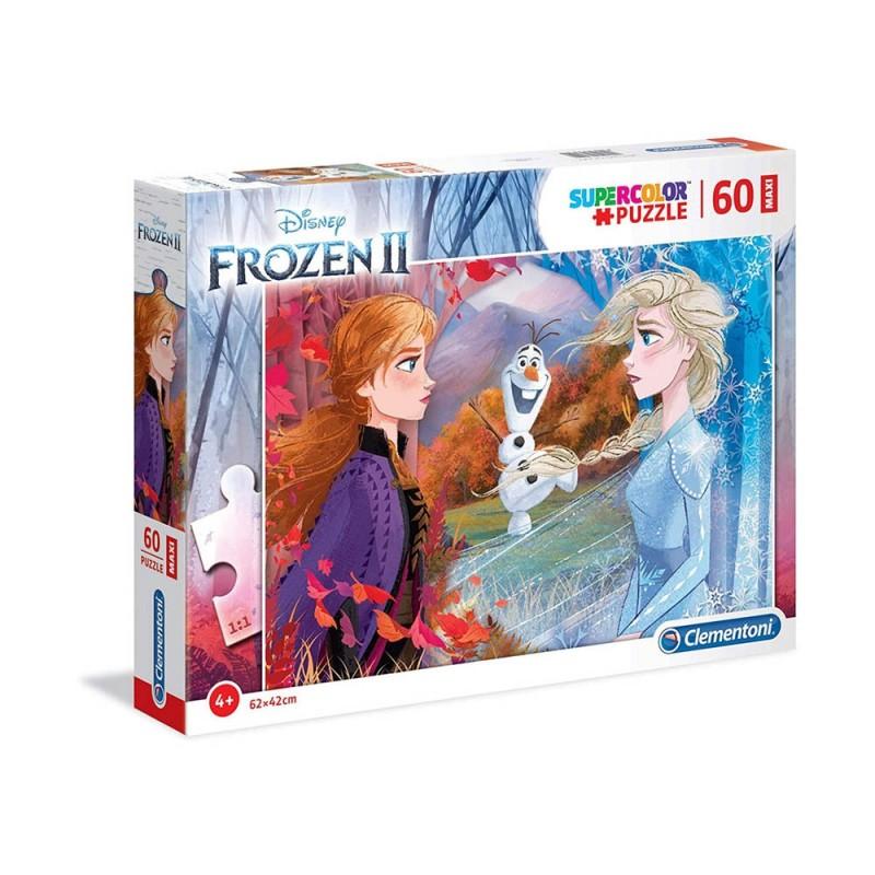 Puzzle Supercolor Disney Frozen 2 - Clementoni - MazzeoGiocattoli.it
