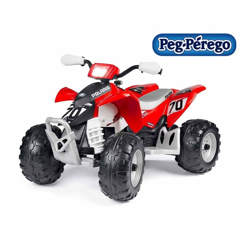 Quad Polaris Outlaw 330W - Peg Perego  - MazzeoGiocattoli.it