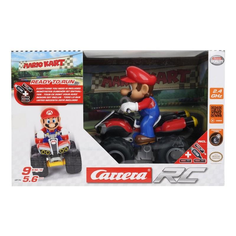 Quad Radiocomandato Rc Mario Kart 8 - Carrera - MazzeoGiocattoli.it