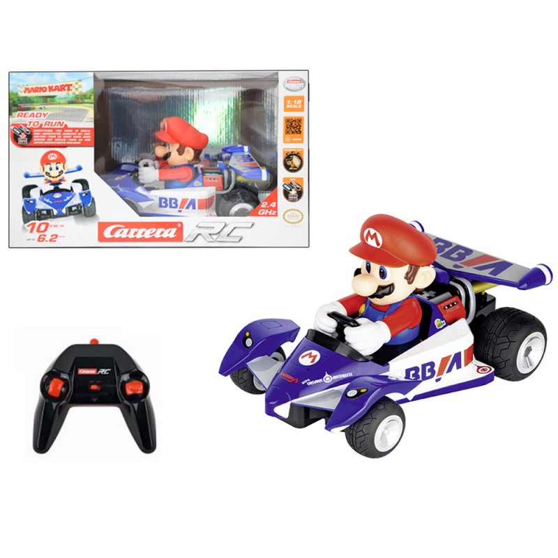 RC Mario Kart Circuit Special 1:18 - Carrera - MazzeoGiocattoli.it
