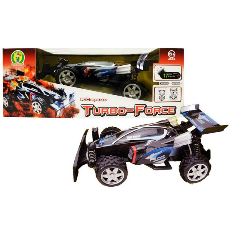Auto Rc Elettrica Turbo Force - Mazzeo Giocattoli - MazzeoGiocattoli.it