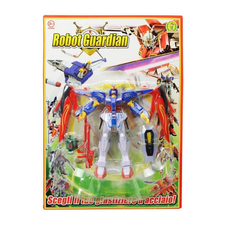 Robot Da Combattimento Robot Guardian - Mazzeo Giocattoli - MazzeoGiocattoli.it