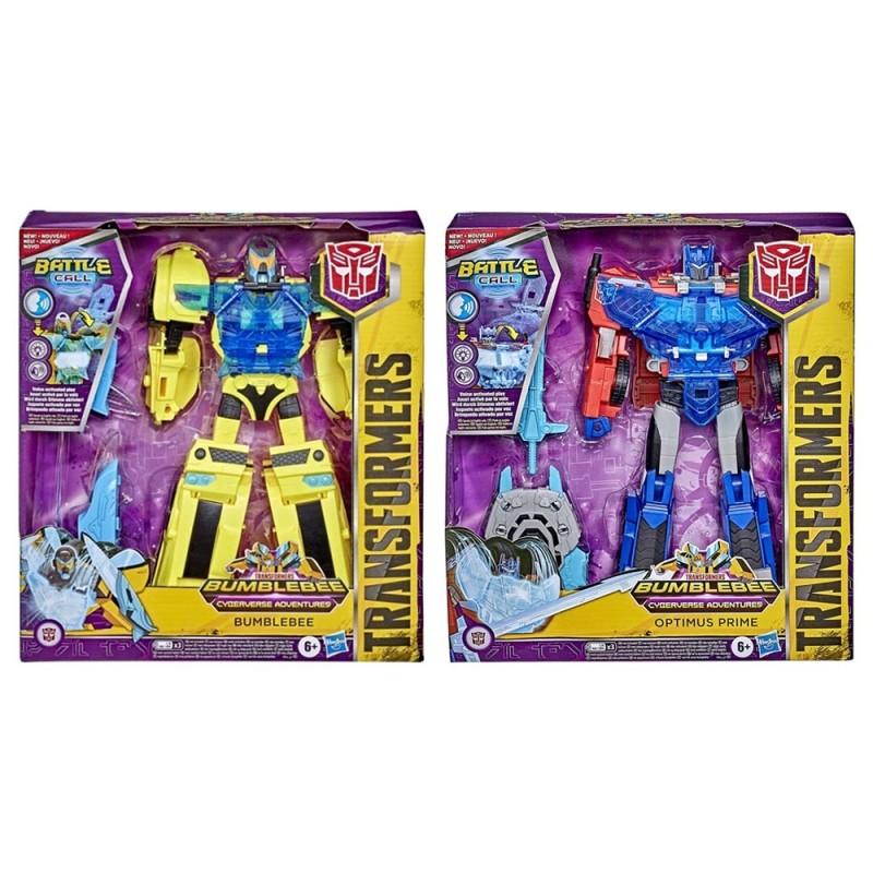 Robot Transformers Bumblebee Cyberverse Adventures - Hasbro  - MazzeoGiocattoli.it