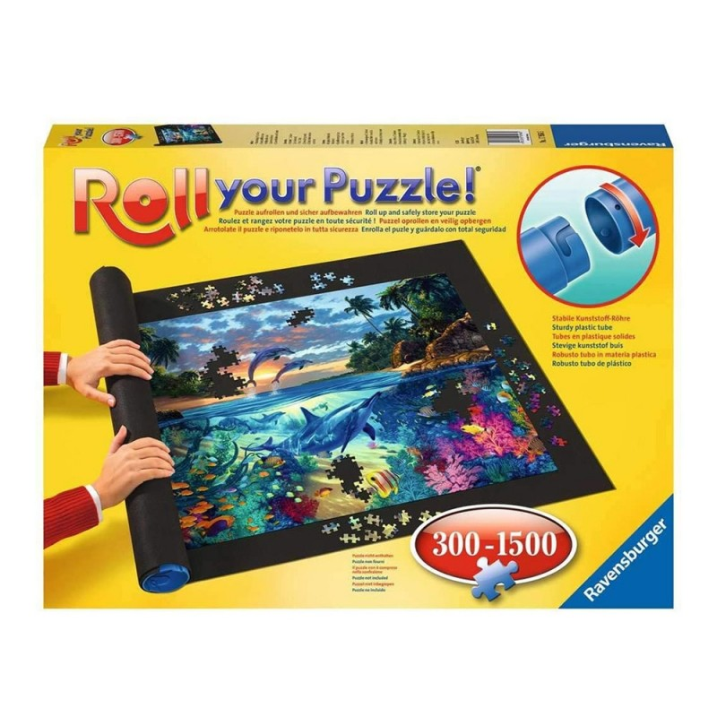 Set Roll Your Puzzle - Ravensburger  - MazzeoGiocattoli.it