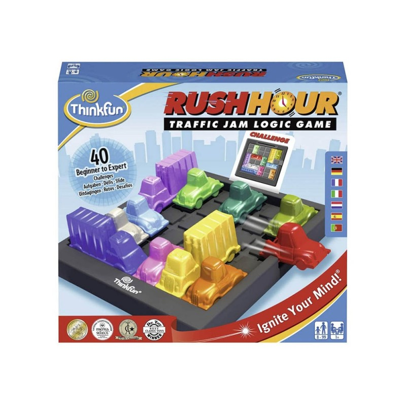 Rush Hour - Ravensburger  - MazzeoGiocattoli.it