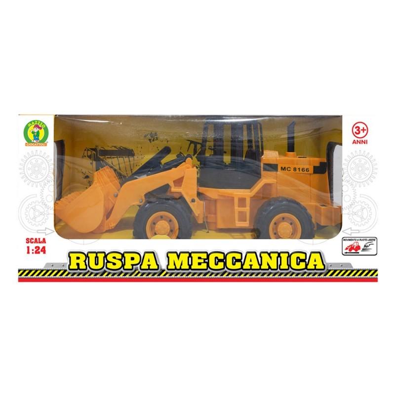 Ruspa Giocattolo Scala 1 24 - Mazzeo Giocattoli  - MazzeoGiocattoli.it