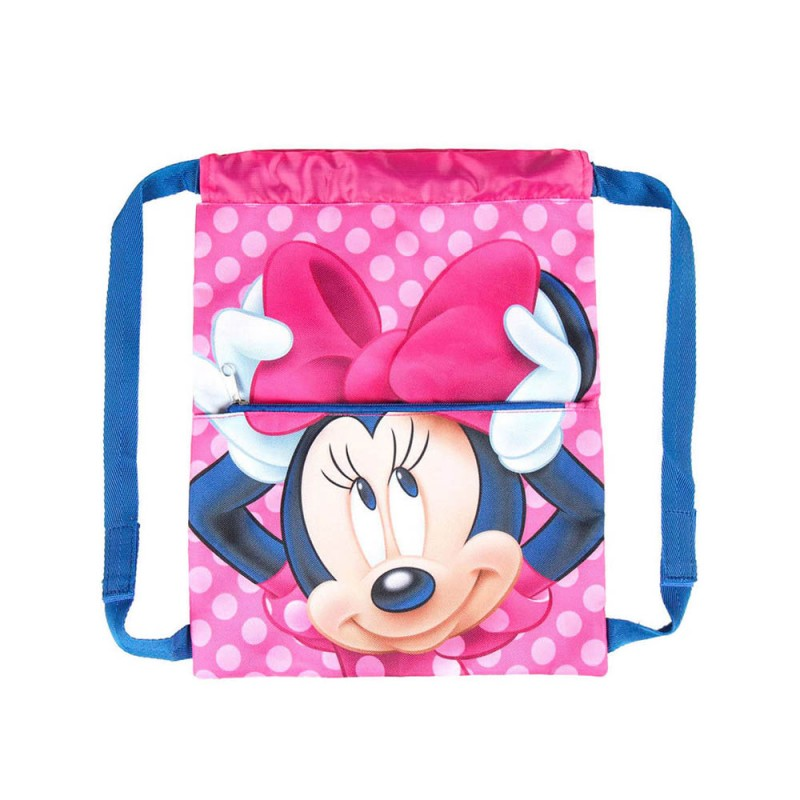 Sacca Minnie Disney 33 Cm - MazzeoGiocattoli.it