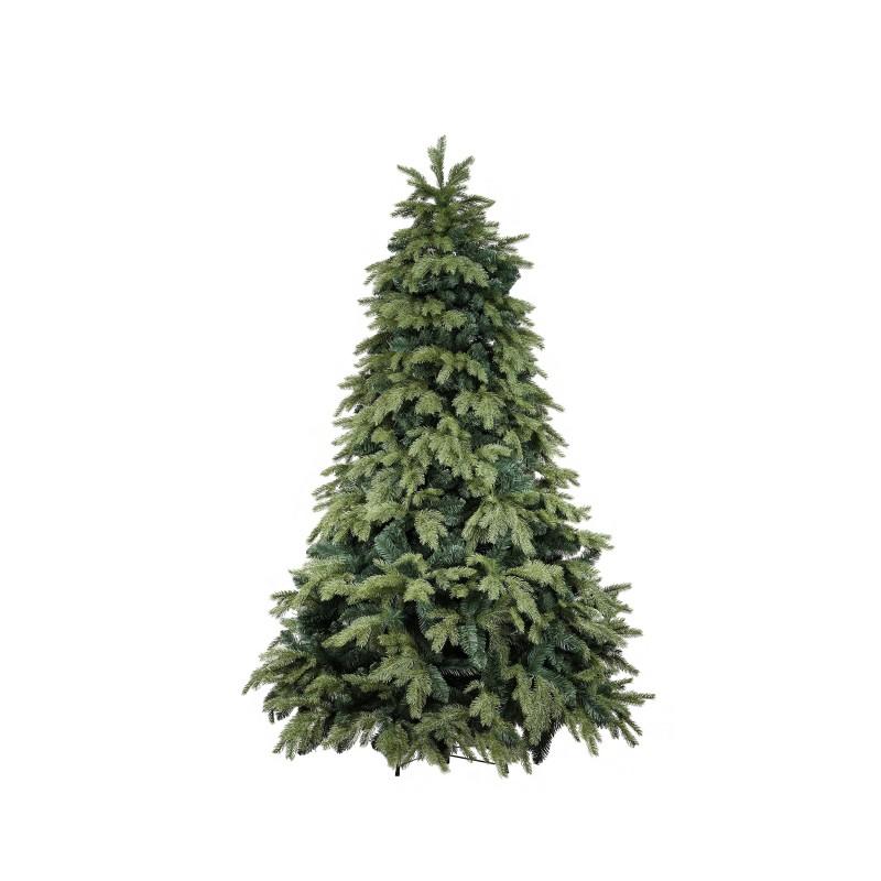 Albero Di Natale Modello Salice Delle Murge Cm 240 - MazzeoGiocattoli.it