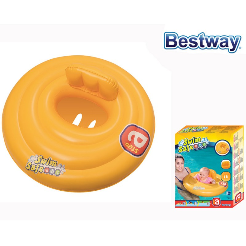 Salvagente A Mutandina Swim Safe ABC 69cm - Bestway - MazzeoGiocattoli.it