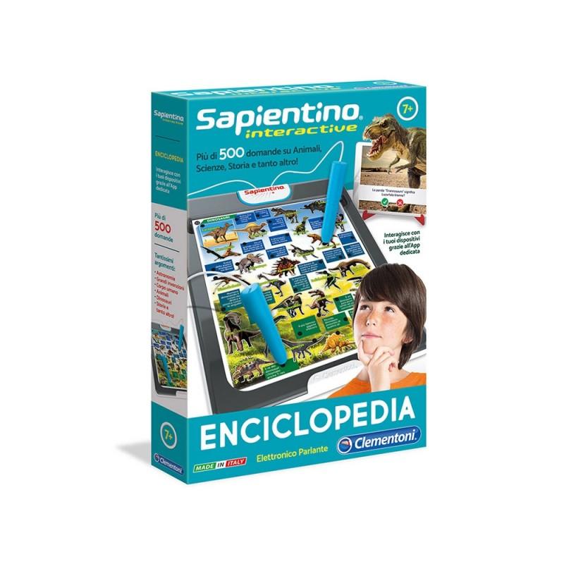 Sapientino Interactive Enciclopedia - Clementoni  - MazzeoGiocattoli.it