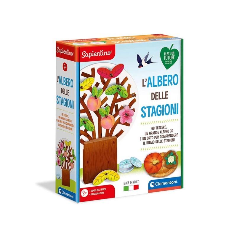 Sapientino L'albero Delle Stagioni - Clementoni  - MazzeoGiocattoli.it