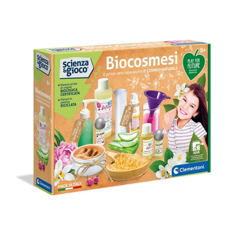 Scienza E Gioco - La Biocosmesi - Clementoni - MazzeoGiocattoli.it