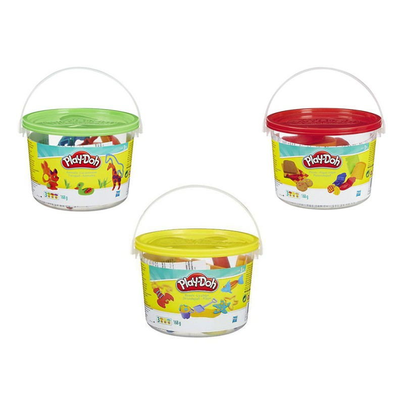 Play Doh Mini Secchielli - Hasbro  - MazzeoGiocattoli.it