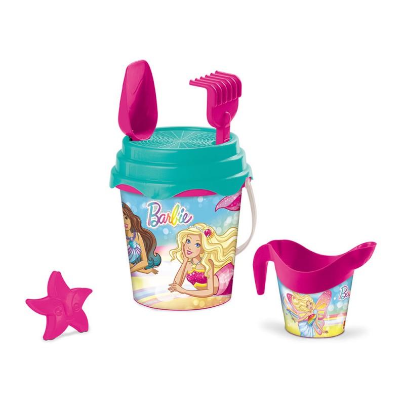 Secchiello E Attrezzi Mare Barbie - Mondo  - MazzeoGiocattoli.it