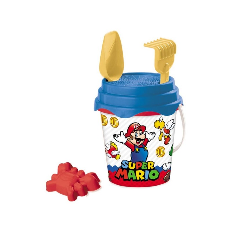 Set Mare Bimbi Super Mario - Mondo  - MazzeoGiocattoli.it