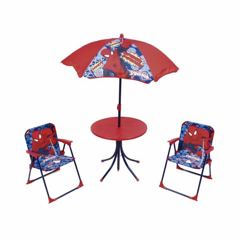 Set Tavolino Con Sedie Spider Man - Arditex  - MazzeoGiocattoli.it