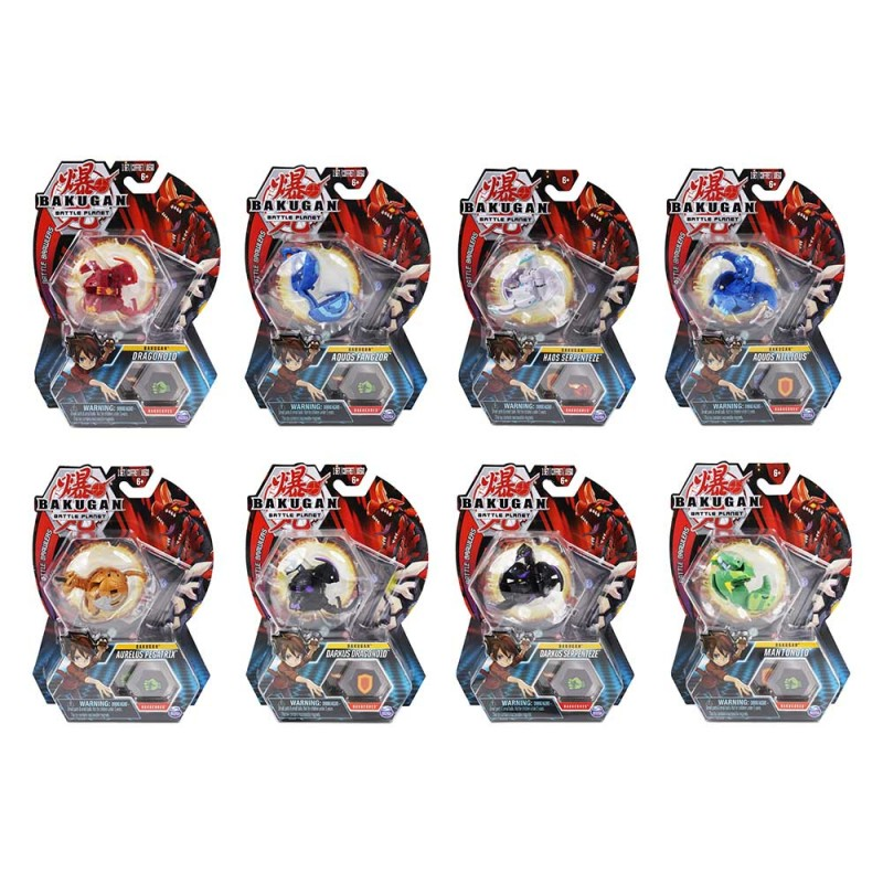 Sfera Base Bakugan - Spin Master  - MazzeoGiocattoli.it