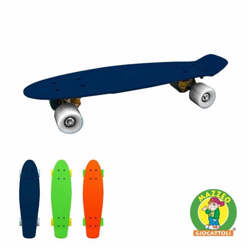 Skateboard Flash, Mini Skate Super Veloce In Vari Colori - Mazzeo Giocattoli - MazzeoGiocattoli.it