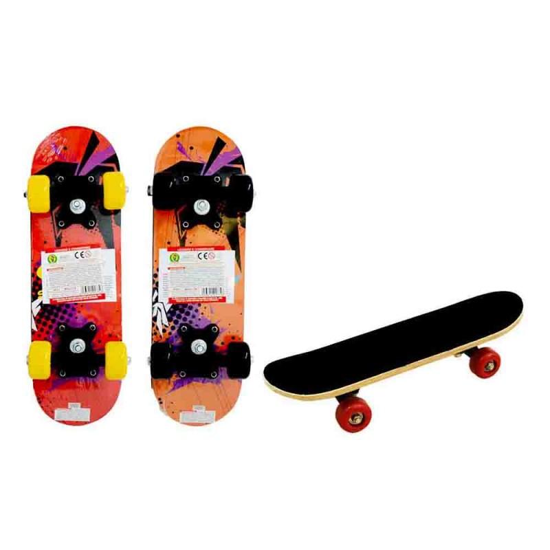 Skateboard Mini - Mazzeo Giocattoli - MazzeoGiocattoli.it