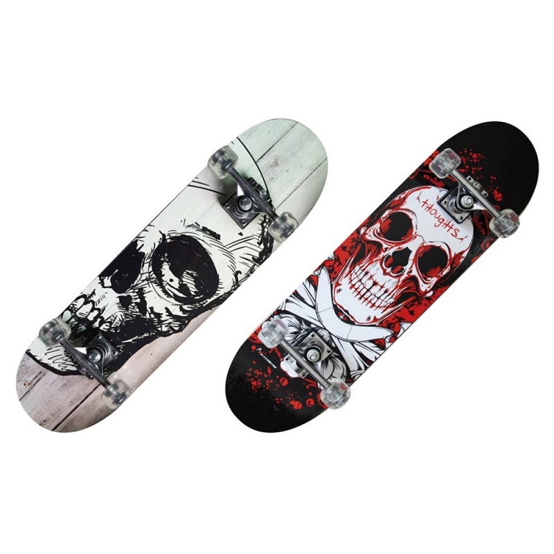 Skateboard Tribe Pro Bllody Skull  - MazzeoGiocattoli.it