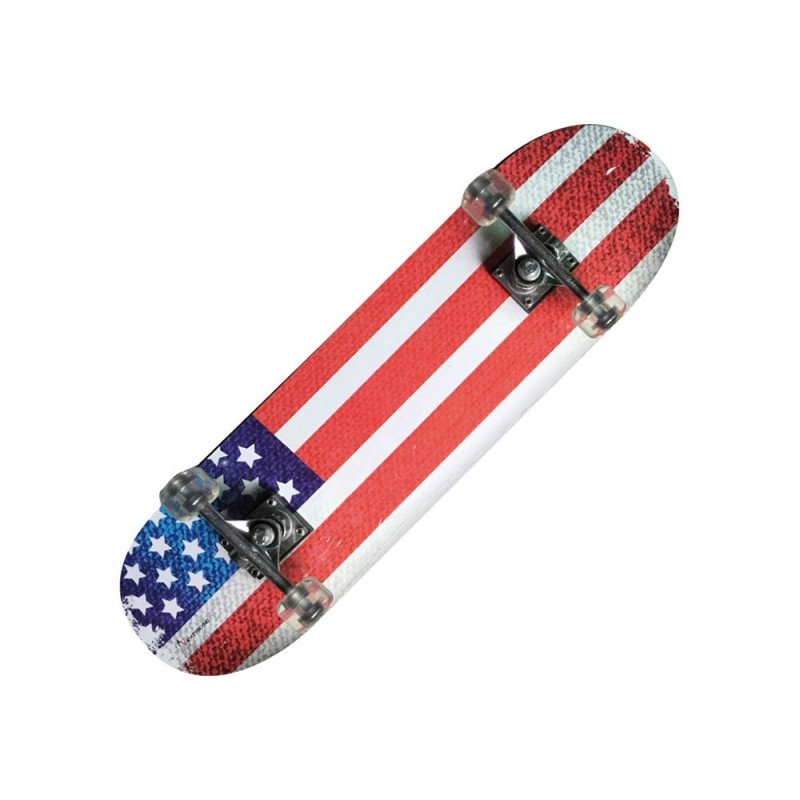 Skateboard Tribe Pro Usa Flag - MazzeoGiocattoli.it