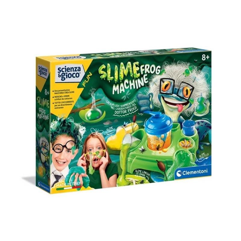Slime Machine - Clementoni  - MazzeoGiocattoli.it