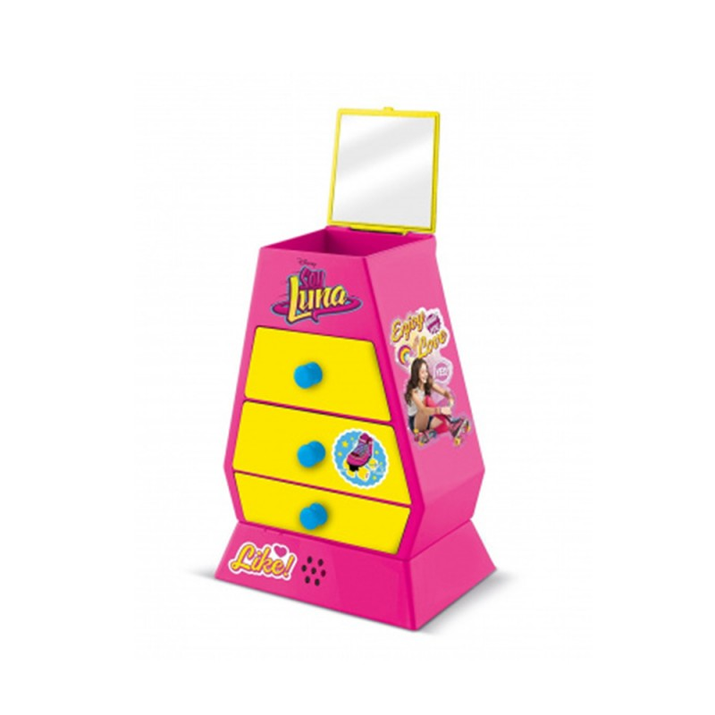 Soy Luna Musical Jewellery Box – IMC Toys - MazzeoGiocattoli.it