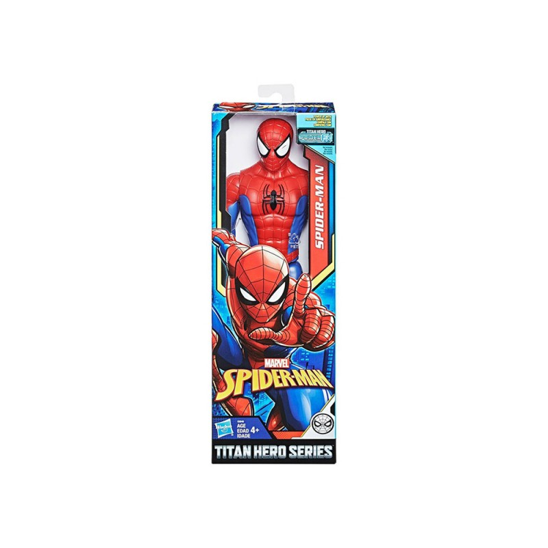 Spider-man Titan Hero Series - Hasbro - MazzeoGiocattoli.it
