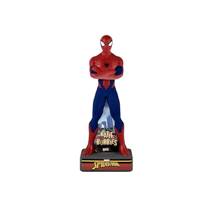 Spider Man Bagno Schiuma 3d - Marvel - MazzeoGiocattoli.it