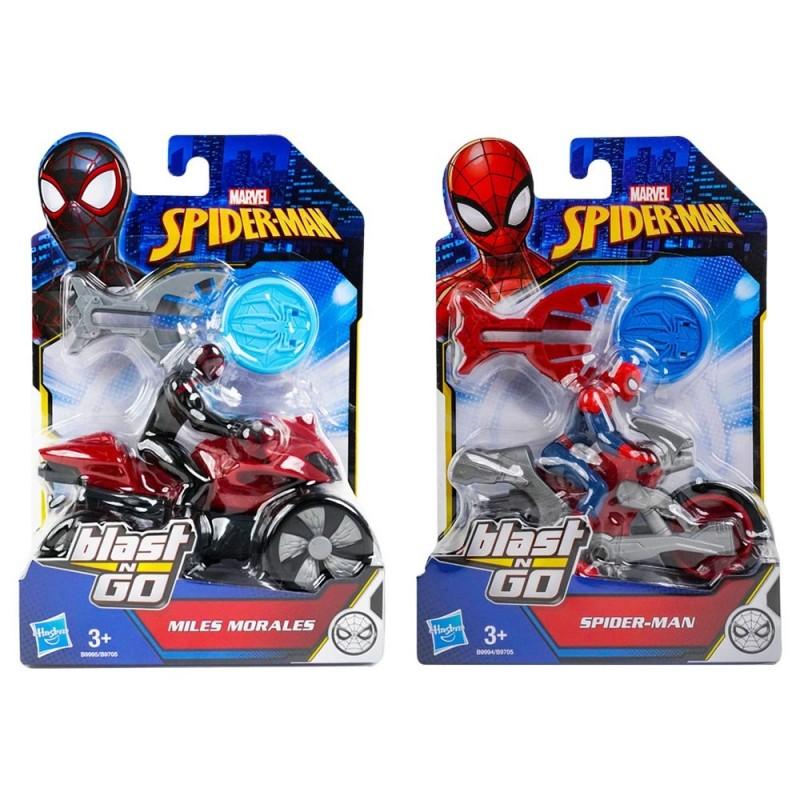 Spider Man Blast N Go - Hasbro - MazzeoGiocattoli.it