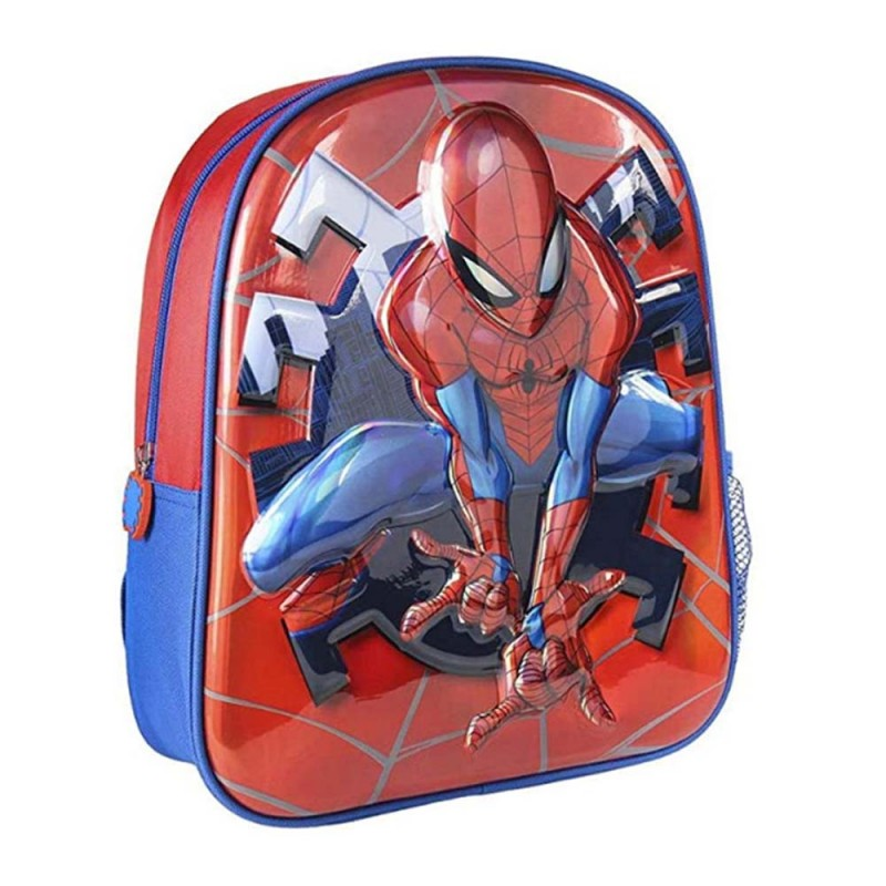 Zainetto Asilo 3d Spiderman  - MazzeoGiocattoli.it
