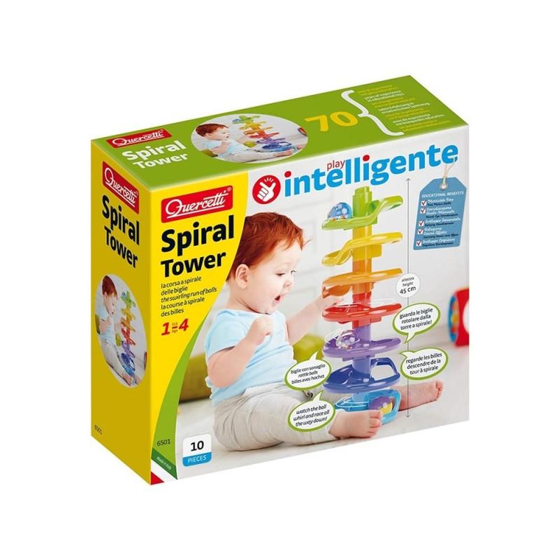 Spiral Tower - Quercetti  - MazzeoGiocattoli.it