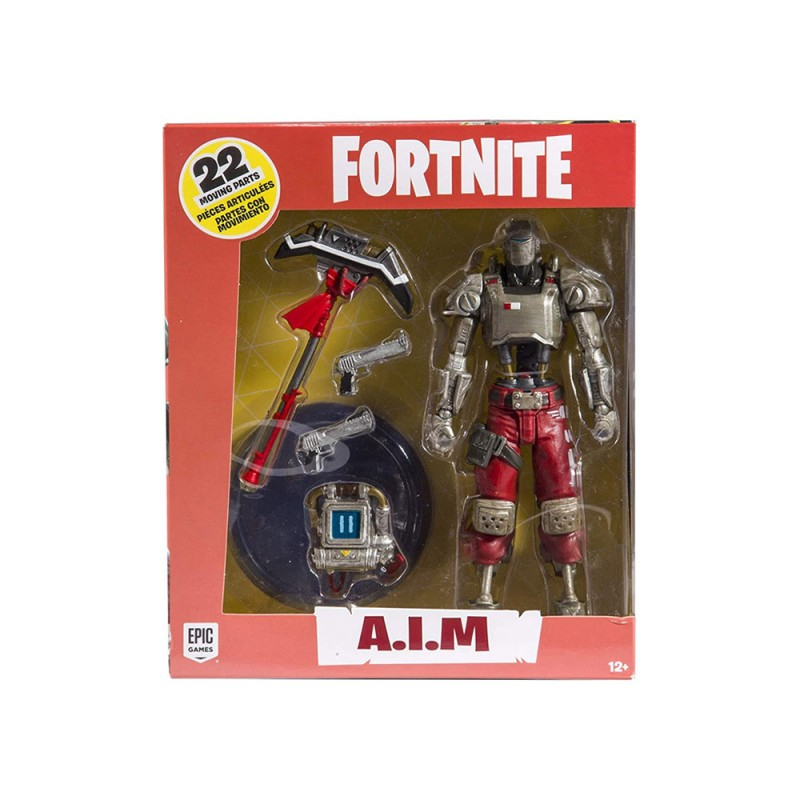 Statuetta Action Figure A.I.M. - Fortnite  - MazzeoGiocattoli.it