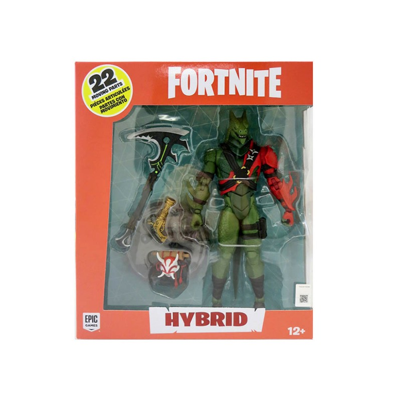 Statuetta Action Figure Hybrid - Fortnite - MazzeoGiocattoli.it